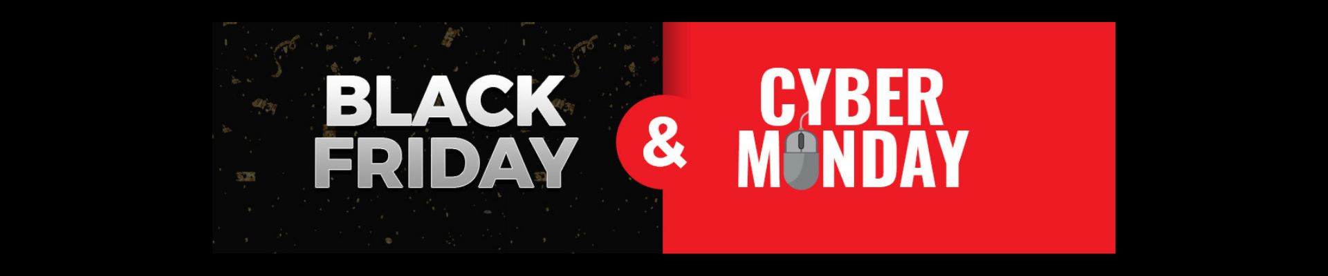 Black friday cyber monday retail